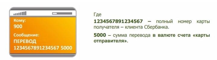 Номер 900: удобные переводы денег на карту 2