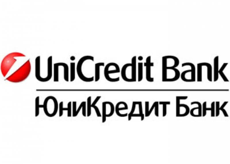 Банки партнеры Юникредит Банка в России - обслуживание без комиссий