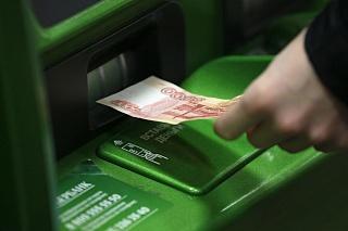 Как положить деньги на карточку через банкомат Сбербанка